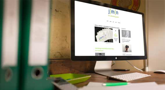 jmn advertising – Webrelaunch und Logo-Refresh
