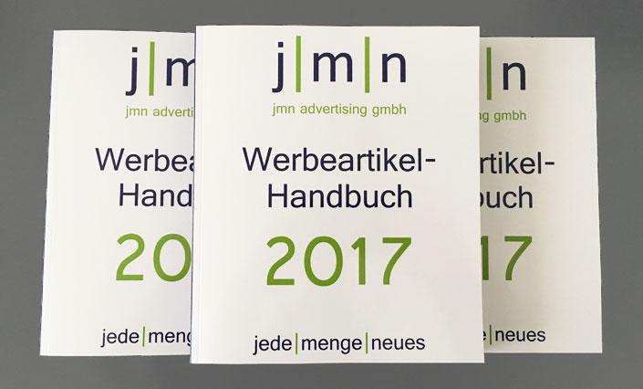 Werbeartikel-Handbuch 2017