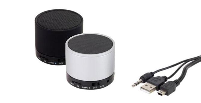 Werbemittel-Tipp: Bluetooth-Lautsprecher