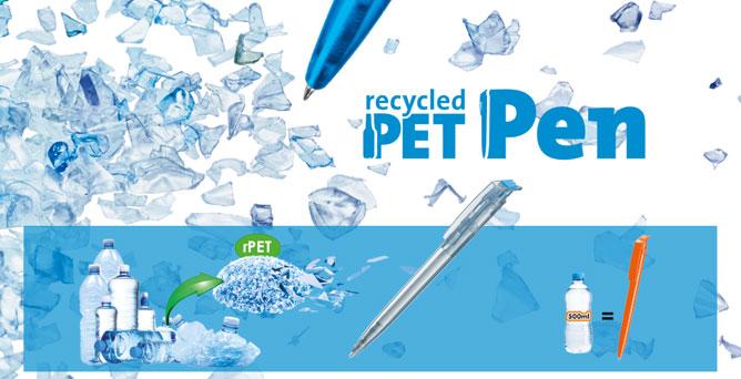 Recycling-Kugelschreiber – Unsere Umwelt geht uns alle an!