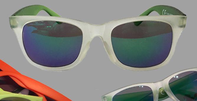 Modische Promotion-Sonnenbrillen mit UV400-Schutz