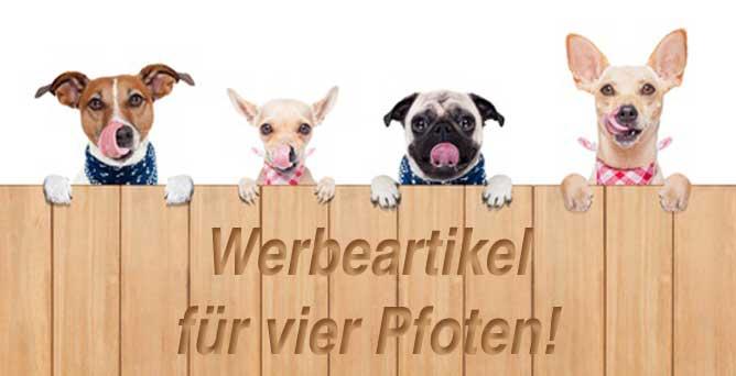 Tierisch gute Werbeartikel – speziell für Hunde