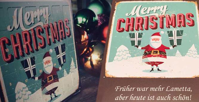 Fröhöööliche Weihnacht überall!