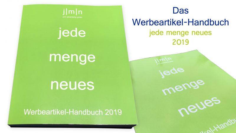 Das neue Werbeartikel-Handbuch ist da!