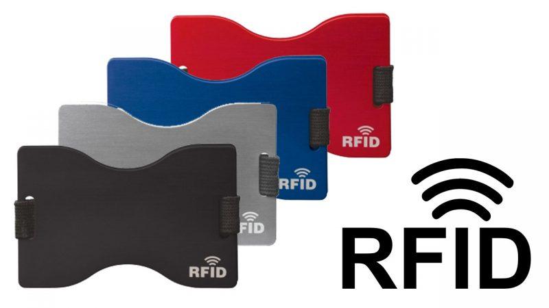 RFID – Anti-Skimming als Werbeartikel